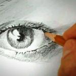 """Курс портретной живописи """"Мамины глаза"""""""