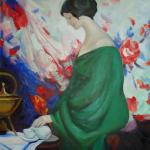 Индивидуальные уроки живописи