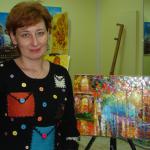 """""""Открой в себе художника!"""" с Натальей Володиной-Панченко"""
