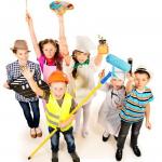 Детский загородный лагерь «Мастерская профессий»