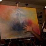 Мастер-класс Интуитивная живопись