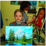 Відкрий в собі художника з Дмитром Лейпником!