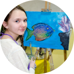 Дитячий мовно-творчій табір для школярів