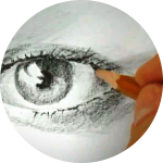 """Курс портретного живопису """"Мамині очі"""""""