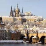 """Зимові канікули в Празі """"Відпочивай і вчися!"""""""