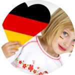 Вивчаємо німецьку легко: спеціальний курс для школярів
